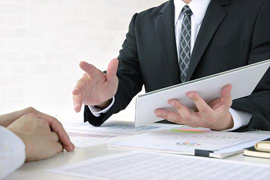 派遣の流れ, 1登録予約, 2登録会, 3お仕事の紹介, 4お仕事の決定, 5就業開始