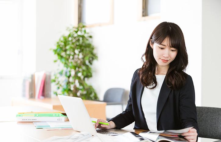 事務・オフィス系 中部